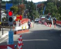 中の橋橋梁拡張工事・横手市