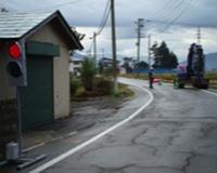 市道上開下八幡線防雪柵設置工事